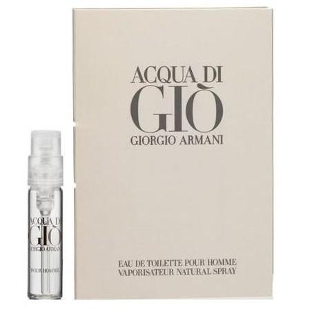 Giorgio Armani Acqua di Gio Pour Homme Eau de Toilette 1.5 ml / 0.05 fl oz
