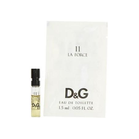 Dolce & Gabbana 11 La Force Pour Homme Eau de Toilette 1.5 ml / 0.05 fl oz