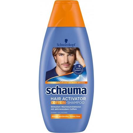 Schwarzkopf Schauma Hair Activator Coffein Shampoo 400 ml / 13.4 fl oz