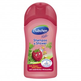 Bübchen Raspberry Shampoo & Shower Gel 50 ml / 1.7 fl oz