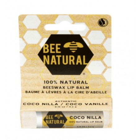 Bee Natural Coco Nilla / Coco Vanilla Lip Balm 4.2 g