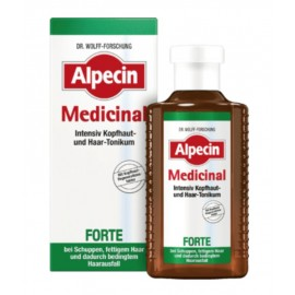 Alpecin Medicinal Forte Hair Tonic 200 ml / 6.8 fl oz