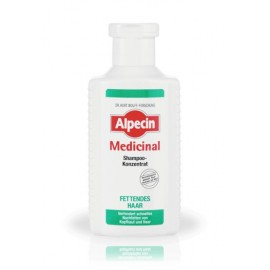 Alpecin Medicinal Shampoo Concentrate for Oily Hair 200 ml / 6.8 fl oz
