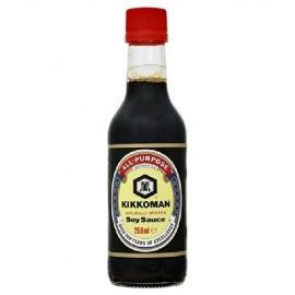 Kikkoman Naturally Brewed Soy Sauce 250 ml / 8.4 fl oz