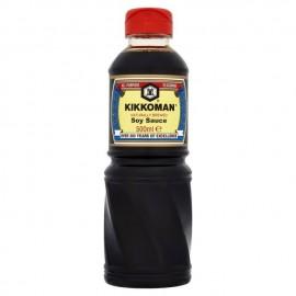 Kikkoman Naturally Brewed Soy Sauce 500 ml / 16.8 fl oz