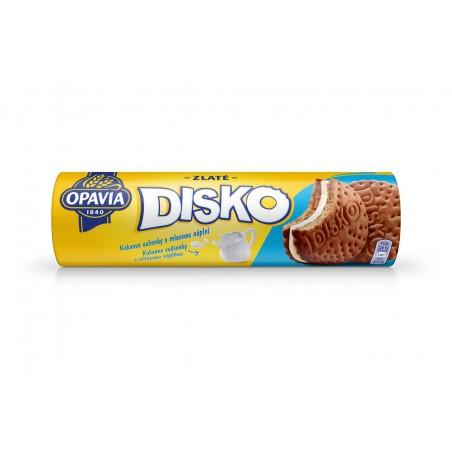 Opavia Zlate Disko Cocoa Milk 157 g / 5.2 oz
