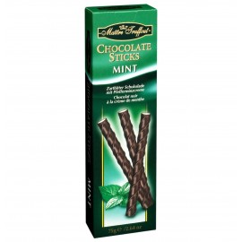 Maitre Truffout Chocolate Sticks Mint 75 g / 2.65 oz