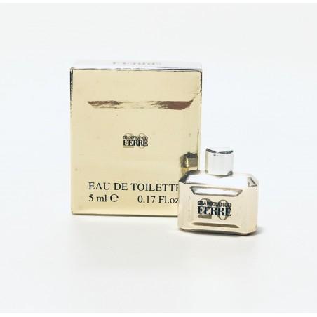 Gianfranco Ferre 20 Eau de Toilette 5 ml / 0.17 fl oz