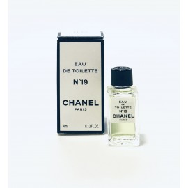 Chanel No.19 Eau de Toilette 4 ml / 0.13 fl oz