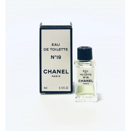 Chanel No.19 Eau de Toilette 4 ml / 0.13 fl oz