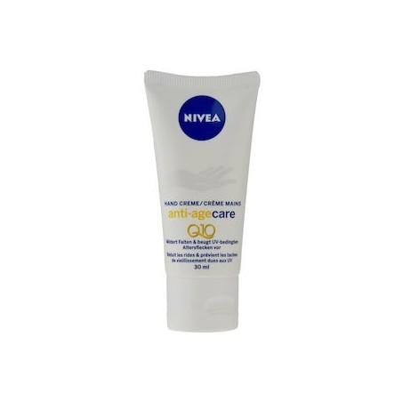 Nivea Q10 Anti-Age Care Hand Cream 30 ml / 1.0 fl oz
