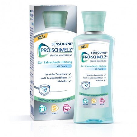 Sensodyne Pronamel Mouthwash 250 ml / 8.4 fl oz
