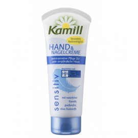 Kamill Sensitive Hand & Nail Cream 100 ml / 3.4 fl oz