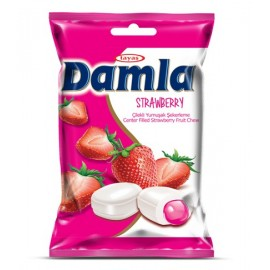 Tayas Damla Strawberry Chewy Candy 90 g / 3.17 oz