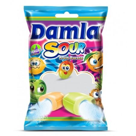 Tayas Damla Sour Fruit Bursts 90 g / 3.17 oz