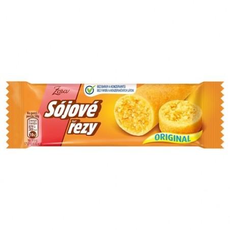 Zora Sojove rezy / Soy cuts 50 g / 1.6 oz