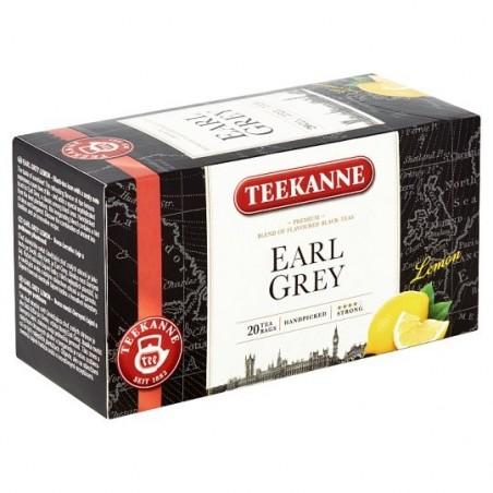 Teekanne Earl Grey Lemon