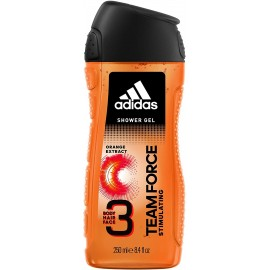 Adidas Team Force Shower Gel 250 ml / 8.4 fl oz