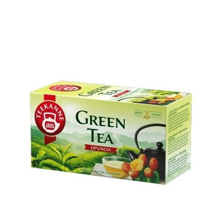 Teekanne Green Tea Opuncia
