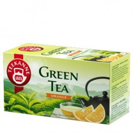 Teekanne Green Tea Orange