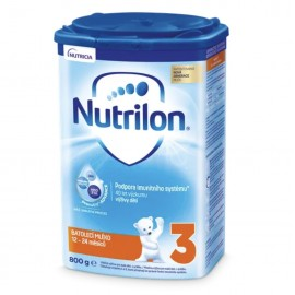 Nutrilon 3 Toddler Milk (12-24 months) 800 g / 26.7 oz