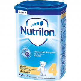 Nutrilon 4 Toddler Milk Vanilla (24-36 months) 800 g / 26.7 oz