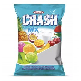 Tayas Crash Mix Hard Candy 90 g / 3.17 oz