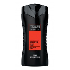 Axe Adrenaline Mint Freeze Body & Hair Wash 250 ml / 8.4 fl oz