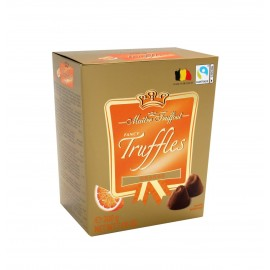 Maitre Truffout Fancy Truffles Orange 200 g / 7.05 oz