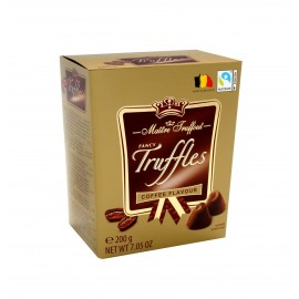Maitre Truffout Fancy Truffles Coffee 200 g / 7.05 oz