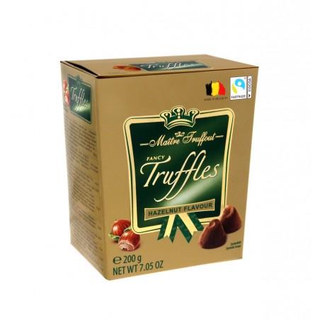 Maitre Truffout Fancy Truffles Hazelnut 200 g / 7.05 oz