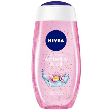 Nivea Waterlily & Oil Shower Gel 250 ml / 8.3 fl oz