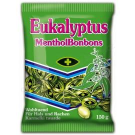 Mieszko Eukalyptus Menthol Bonbons 150 g / 5.29 oz