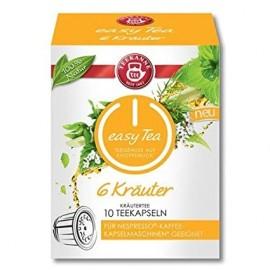 Teekanne Easy Tea 6 Herbs