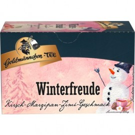 Goldmännchen Kinder Früchteparade / Fruit Tea for Kids