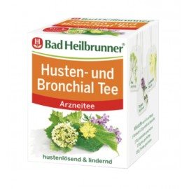 Bad Heilbrunner Husten- und Bronchial / Cough and Bronchial (8x2g)