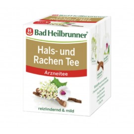 Bad Heilbrunner Hals- und Rachen / Throat and Pharynx (8x1,75g)