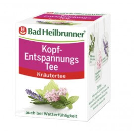 Bad Heilbrunner Kopf-Entspannungs / Head Relaxation (8x2g)