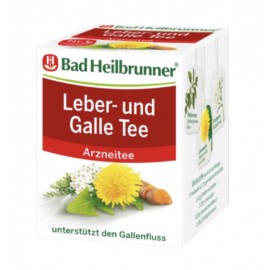 Bad Heilbrunner Leber- und Galle / Liver and Bile (8x1,75g)