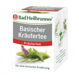 Bad Heilbrunner Basischer Kräutertee / Basic Herbal Tea (8x1,8g)