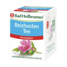 Bad Heilbrunner Reizhusten Tee / Cough Tea (8x1,8g)