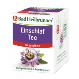 Bad Heilbrunner Einschlaf / Fall Asleep Tea (8x2g)