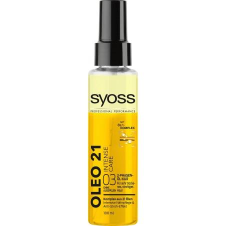 Syoss Oleo 21 Intense Care 100 ml / 3.4 fl oz