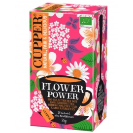 Cupper Flower Power