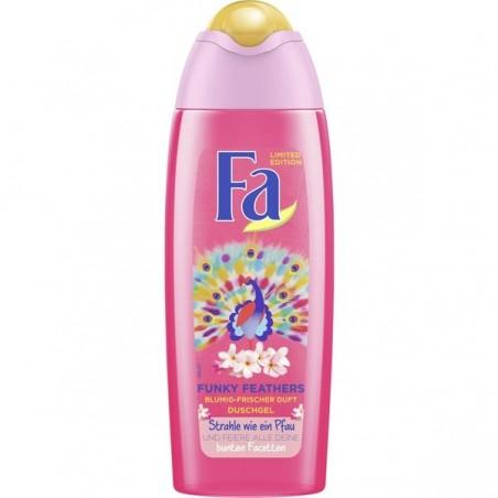 Fa Funky Feathers Shower Gel 250 ml / 8.4 oz