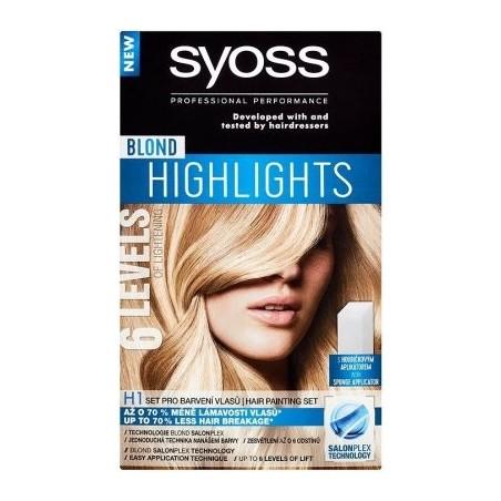 Syoss Blond Highlights H1