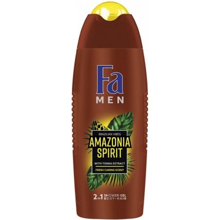 Fa Men Brazilian Amazonia Spirit Shower Gel 250 ml / 8.4 oz