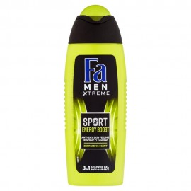 Fa Men Xtreme Sport Energy Boost Shower Gel 250 ml / 8.3 fl oz