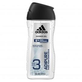 Adidas Adipure Shower Gel 250 ml / 8.4 fl oz
