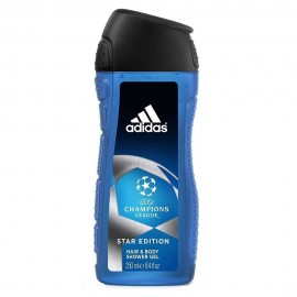 Adidas  Champions League Star Edition Shower Gel 250 ml / 8.4 fl oz